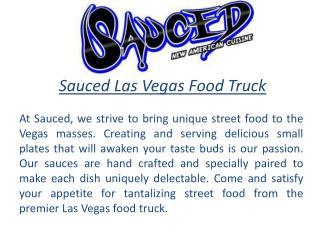 Catering Service in Las Vegas