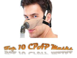 The Best CPAP Masks