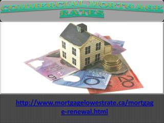 Commercial Mortgage Rates @ An  1-800-929-0625 authentic reply