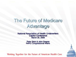 Future of Medicare Advantage
