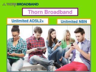 Thorn Broadband Unlimited ADSL2+