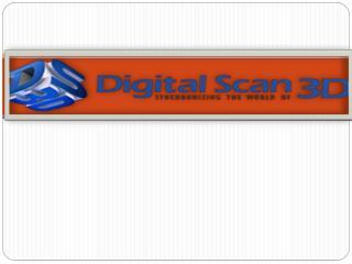 White Light 3D Scanners Portland