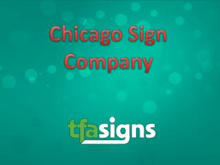 Chicago Sign Company