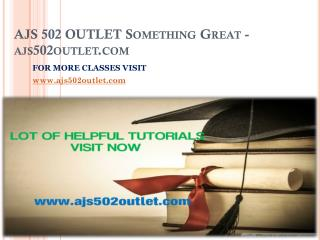 AJS 502 OUTLET Something Great-ajs502outlet.com