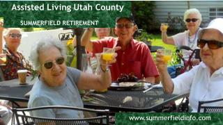 Multigenerational Assisted Living Utah