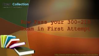 Examcollection 300-210 Exam Questions