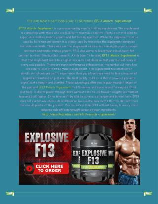 http://musclegainfast.com/ef13-muscle-supplement/