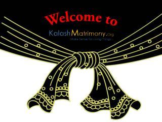 Find Best kayastha Matrimony Service