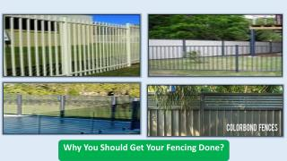 Why You Should Get Your Fencing Done?