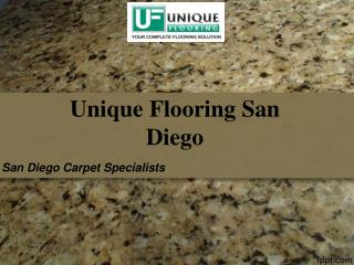 Unique Flooring and Carpet Store