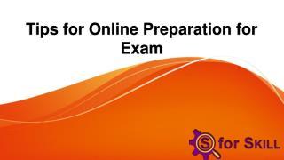 Online Assessment Tool