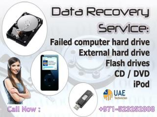Best Computer Data Recovery Services: 971-523252808