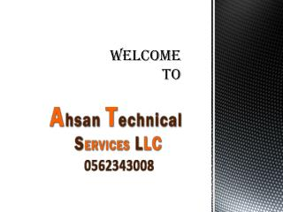 air conditioning maintenance companies in dubai