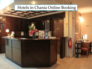 Hotels in Chania Online Booking