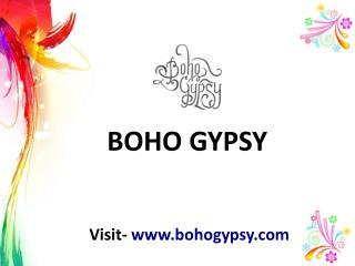The Bohemian Home Decor Store – Boho Gypsy