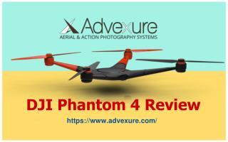 DJI Phantom 4 Drone Quick Review