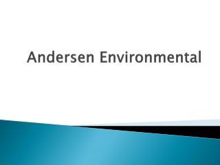 Andersen Environmental