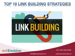 WHAT IS LINK BUILDING? HOW TO BUILD BACKLINKS?What are link building strategies?