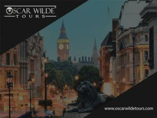 Paris and London tours with gay history