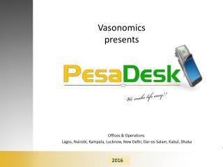 PesaDesk Kenya Mobile Recharge for Orange, Airtel, Safaricom and YU