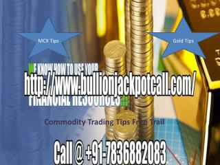 Commodity Tips Free Trial,Best Jackpot Tips