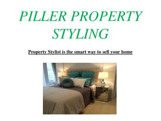 Property Stylist is the smart way to sell your home – Piller Property Styling
