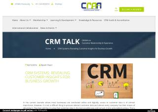 CRM Systems Revealing Customer Insights for Business Growth