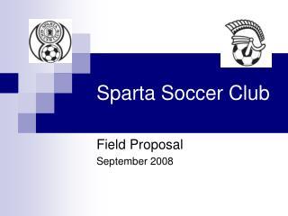 Sparta Soccer Club