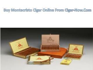 Montecristo Cigar Online
