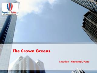 The Crown Greens Hinjewadi Pune Best Residential Homes