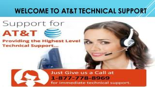 Support on #1-877-778-8969 AT&T Forgot Password