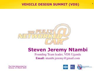 VEHICLE DESIGN SUMMIT VDS