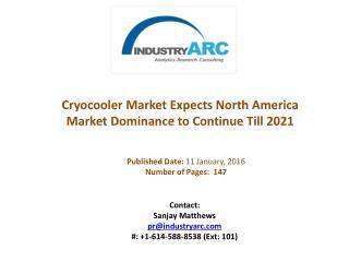 Cryocooler Market: Cryogenic Technology Vital For Japan's Maglev Train Functioning