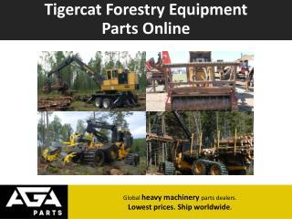 Tigercat Heavy Machinery Parts