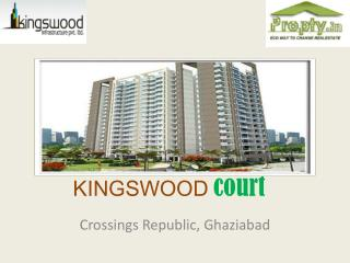 Kingswood Court  – 2/3 BHK Very Low Cost Apartments @9212322