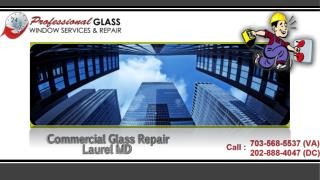 Replace Storefront Glass with modern design | Call us now (703)-879-8777
