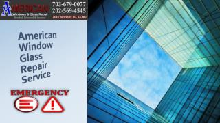 Window and Glass Repair, Replacement and Installation Service | Call US 703-679-0077