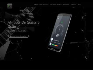 Afinador Para Guitarra Gratis