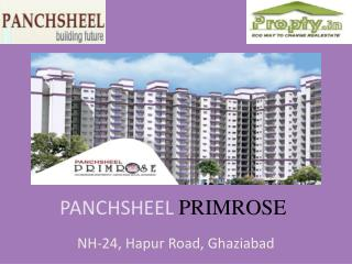 Panchsheel Primrose Ghaziabad - Home at Unbeatable Price