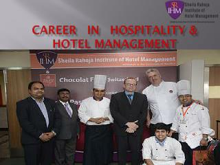 Best institute of hotel management
