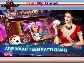 Sell and Buy Teen Patti Chips Online