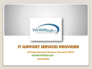 Enterprise Mobility Service For Your Business - Wintellisys