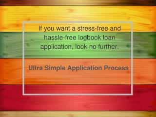 Eaffy Logbook Loans Get Loan Against Your Car