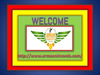 Book Online Car, Cab & Taxi Rental Service | Armaani Travels
