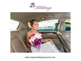 Your Guide to Planning a Simple and Elegant Wedding in Cayman