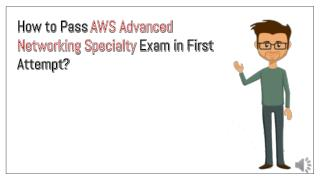 AWS Advanced Networking Specialty Practice Questions