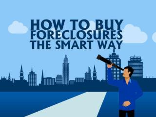 How to Buy Foreclosures the Smart Way – ForeclosureSearch.ca