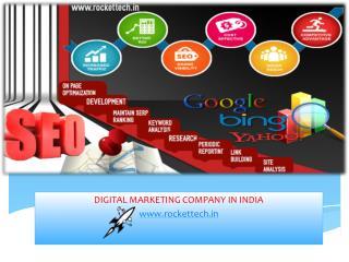 RocketTech - Best Web Development & Digital Marketing Company