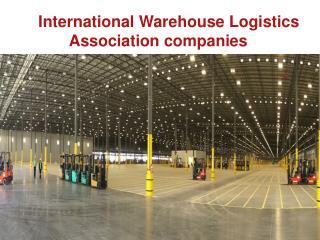 International Warehouse Logistics Association companies