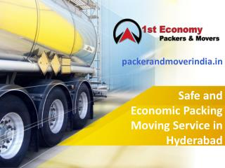 Safe and Economic Packing Moving Service in Hyderabad